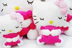 I'm OBSESSED with Hello Kitty! <3
