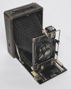 Rodenstock 9 x 12 Plattenkamera mit ICA-Optik