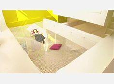 Envie d'une petite sieste au dessus de votre salon ? Pensez aux filets d'habitation !
