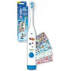 My way brosse à dents électrique enfant bleue