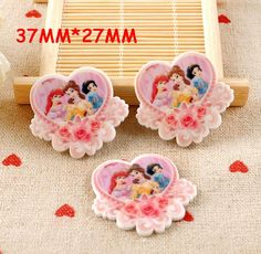 Find More Resin Crafts Information about 50pcs/lot 37MM X 27MM  fashion flat back resins for hair bows cartoon princess planar resin crafts DIY holiday decoration DL 158,High Quality resin diamond,China resin cast Suppliers, Cheap resin cabinet from Dreamland Fashion Jewelry on Aliexpress.com