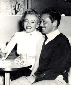 Marilyn Monroe & William Travilla