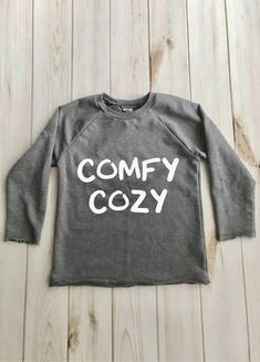 Comfy Cozy - Toddler Toddler Baseball Shirt, Baseball Shirts, Sister Shirts, Kids Shirts, Infant, Graphic Sweatshirt, Cozy, Pullover, Sweatshirts