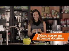 Cómo hacer un Brownie Alcalino