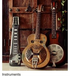 Musical instruments ♡