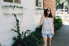ulla johnson summer blouse