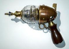 ZOM-BOT LABS - Steampunk Gun