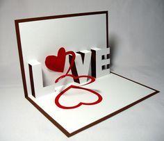 Spiral Heart Pop Up Card Template Google Search Valentine Card Template Valentines Cards Pop Up Card Templates