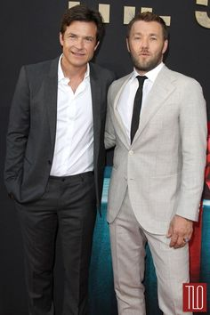 "Joel Edgerton, Rebecca Hall and Jason Bateman at ""The Gift"" LA Premiere"