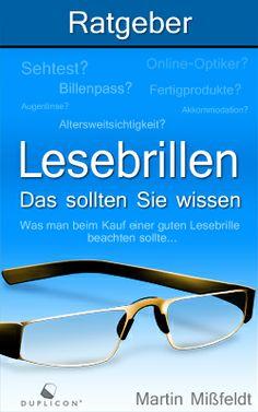 "kostenloses eBook: ""Ratgeber Lesebrillen"""