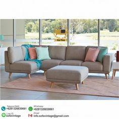 10 Best Sofa L Minimalis Images Sofa Furniture Retro Sofa