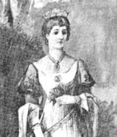 Johana z Rožmitálu, manželka českého krále Jiřího z Poděbrad a Kunštátu