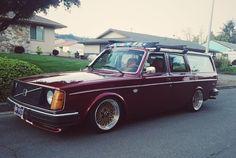 1976 Volvo 245