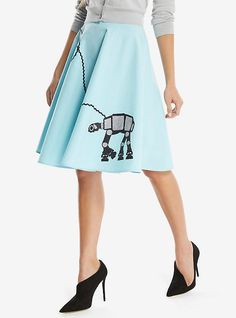 Her Universe Star Wars AT-AT Skirt bef63fd2a55