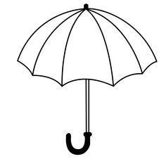beach umbrella coloring page - Free Large Images Coloring Pages Nature, Free Coloring Pages, Coloring Books, War Photography, Types Of Photography, Wildlife Photography, Large Umbrella, Beach Umbrella, Umbrella Template