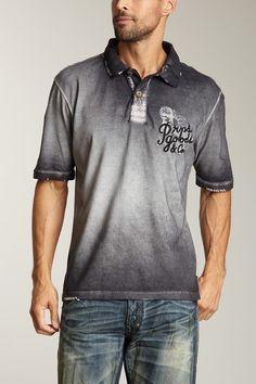Eco Dye Polo Shirt on HauteLook