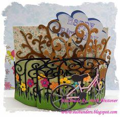 Garden Bendy Card
