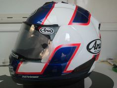 Arai RX-GP Haslam 2012 by Drudi Performance & DiD Design