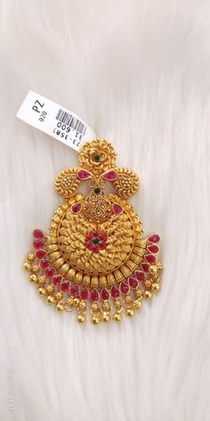 Gold Ring Designs, Gold Bangles Design, Gold Jewellery Design, Silver Jewellery, Pearl Necklace Designs, Gold Earrings Designs, Gold Necklace, Real Gold Jewelry, Gold Jewelry Simple