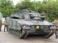 Naval Open Source INTelligence: Estonia buys 44 CV90 combat vehicles from the Netherlands