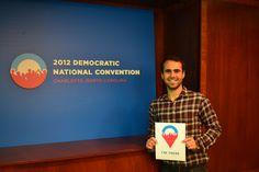 Intern Spotlight: Jimmy Biblarz 'Driven' for the Convention