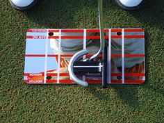 putting mirror. Make a straight putt. http://topgolfdrills.com/best-putting-drills/