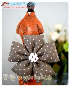 variety of fabric flowers tutorial