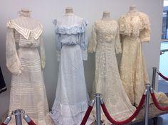 1900s Fashion, Edwardian Fashion, Vintage Fashion, Edwardian Gowns, Edwardian Costumes, Vintage Clothing, Vintage Dresses, Vintage Outfits, Art Nouveau