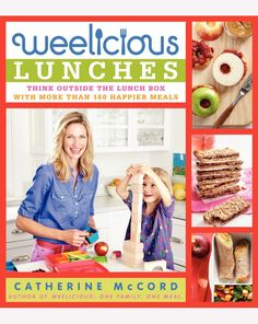 Find over 700 easy family recipes for breakfast, lunch and dinner. Including homemade baby food recipes, toddler food, and school lunch ideas at Weelicious.