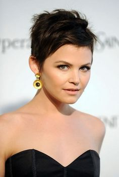 nice Pixie haircuts for round faces