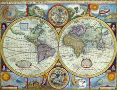 Historic old world map 1794 blank card world old world and old world map x 108 108 pieces gumiabroncs Image collections