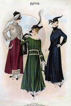 Le Costume Royal 1915 1910s Usa Cc Drawing Advertising Archives