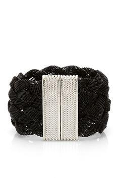 Magnet Plastic Braid Bracelet £5