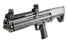 Kel-Tec KSG Shotgun: 15-Round (14+1) Bullpup Pump-Action 12-Gauge Combat Shotgun for Urban Tactical Operations and Applications