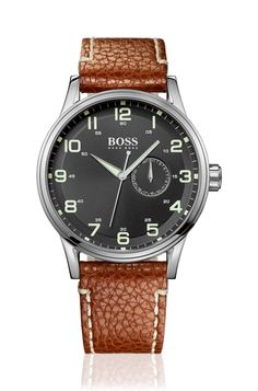BOSS Reloj de hombre 'H2006' en estilo aviador Assorted-Pre-Pack free shipping