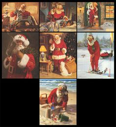 Santa Clause, Original Movie Posters, Vintage Movies, Good Movies, Holiday Gifts, Valentines, Painting, Gift Ideas, Pictures