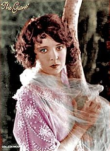 """Colleen Moore in """"Forsaking All Others"""" (1922)"""