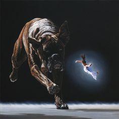 Powerfully Captivating Surreal Oil Paintings by Joel Rea - My Modern Metropolis