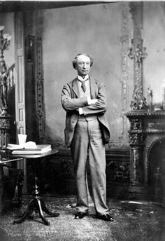 """Sir John A. Macdonald  1st Prime Minister of Canada while still a Colony of Great Britain""""We are a great country, and shall become one of the greatest in the universe if we preserve it; we shall sink into insignificance and adversity if we suffer it to be broken."""""""