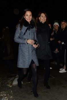 Pippa's  engagement ring was clearly on show (pictured),  after she became betrothed to hedge fund manager James, who is the older brother of Made In Chelsea's Spencer, in July