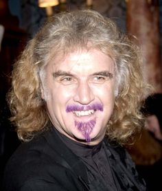 Billy Connolly makes me laugh... I loved the clip that Arnie had put on 'delicious' ...and the art of fractionation!