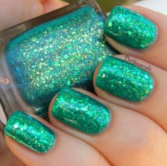 Glam Polish | Sunrise Over The Sea