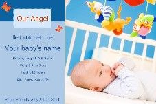 Baby Birth Announcement photo templates Baby Birth Announcement 2