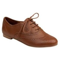 My favorite little oxfords.