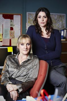 Great British crime fiction... female dominated. Love these two real women - believable, funny, clever.
