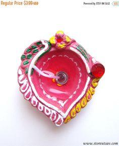SALE 20% OFF Diya Gel Candle Home Decor Diwali by StoreUtsav