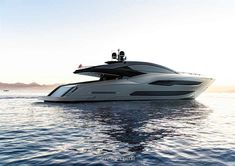 Officina Armare's BadGal Yacht Concept is a Real Stunner