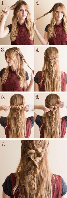 Hair Tutorial   Diy Hair   Hair Style