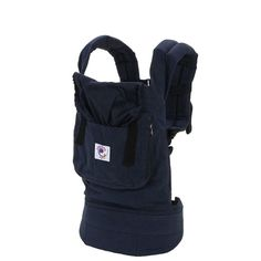 ERGObaby Organic Carrier (Colors Available: Navy, Brown or Black)