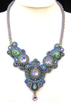 Beadwork by Miriam Shimon